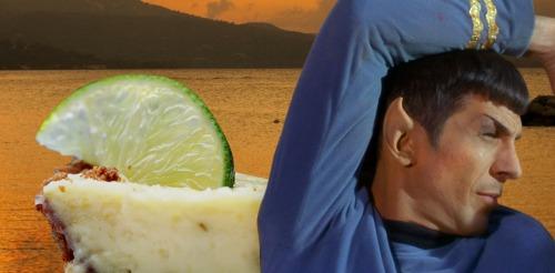 The Vulcan lime tango