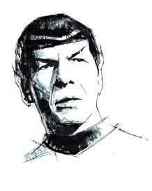leonard-nimoy-drawing